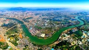 高清图集:壮阔的西江黄金水道