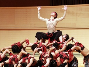 高清图集:广西中小学生传唱社会主义核心价值观