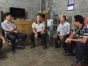 广西科技厅领导到天峨县开展精准帮扶和调研产业发展