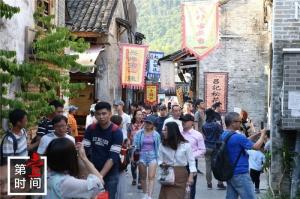 黄金周过半 桂林旅游市场秩序好接待人次稳中有升