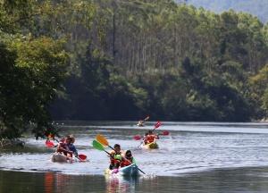 徒步、划船、骑行、攀岩 国庆长假还是桂林人会玩