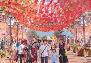 国庆假期400多万人次畅游南宁 新开发项目受青睐