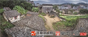 博白名六村彭坡头:风淳俗美的客家古村落