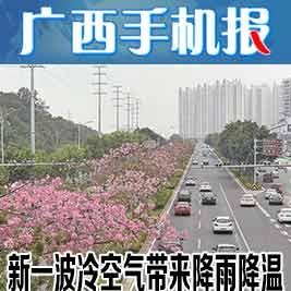 广西手机报10月14日上午版