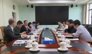广西科技厅与中国科学院就开展新一轮合作进行深入磋商