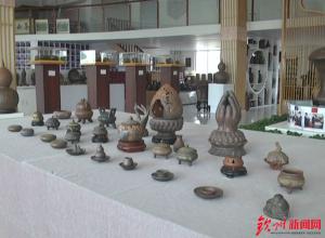 在海南举办香业论坛 把钦州坭兴陶推向世界