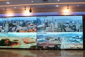 建设五象新区再造一个新南宁 昔日蓝图正成为现实