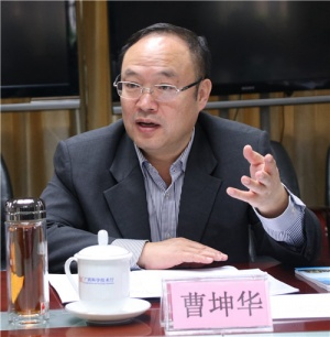 广西科技厅党组专题研究扶贫工作及扶贫领域腐败和作风问题专项治理工作