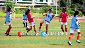 广西校园足球联赛将在钦州开打 桂林代表队积极备战
