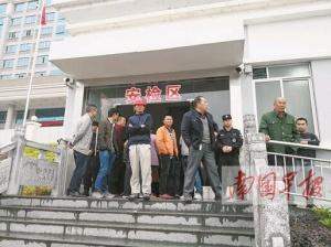 平乐连环冲撞案24日开庭 被告人被控四宗罪(图)