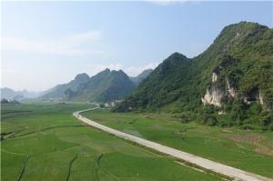 广西路建集团承建的路网工程项目