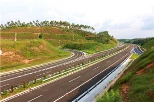 广西路建集团承建贵港至合浦高速公路№D标