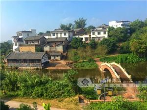 媒体采风团探访南宁市邕宁区生态文化旅游