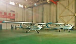 贺州要生产飞机了,不信你看!