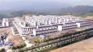 上林县实施残疾人无障碍改造项目