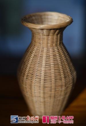 柳州手艺|竹编匠人:将竹子编出一条致富路