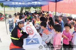 上林县:大力提升群众安全感满意度