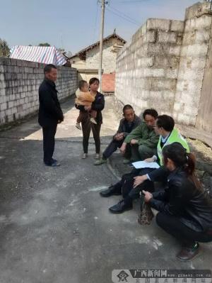 农行柳州分行扶贫联系点北高村提前完成脱贫任务