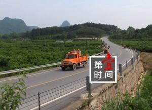 兴安至阳朔二级公路通过验收 连起漓江多处旅游区