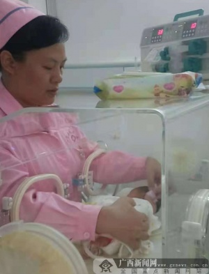 上思县人民医院成功抢救子痫产妇