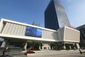 焦点:南宁凤岭客运站一期工程竣工 12月试运营