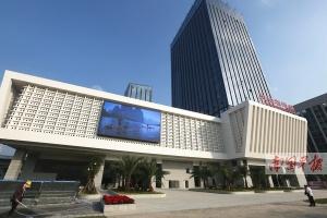 南宁凤岭客运站一期工程竣工 12月上旬将试运营