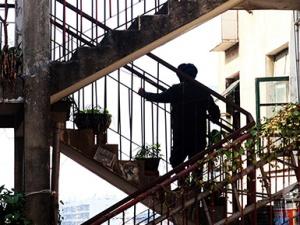 """藏在南宁的这处""""鸳鸯楼"""" 有不输电影的旧美景(图)"""