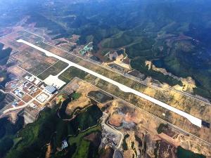 11月28日焦点图:梧州西江机场将于年底启用