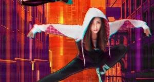张天爱配音献声《蜘蛛侠:平行宇宙》