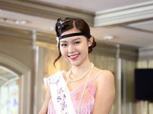 香港将举办第53届工展会 工展小姐率先亮相