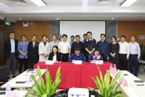 贺州市长林冠率团赴深圳开展项目考察活动