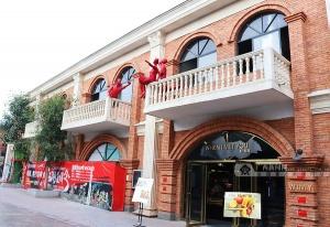 高清:南宁这个老厂房变网红艺术街区 12月底开街