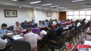 钦州市召开乡村振兴专题协商座谈会
