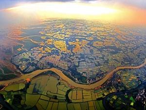 高清:八桂大地处处是桂林 生态名片越来越靓丽