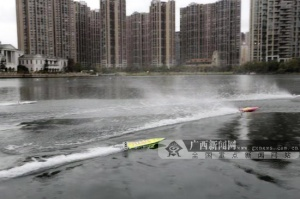 全运冠军助力 2018ag电子游戏哪个最会爆航海模型锦标赛在桂林举行