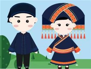 12对民族娃娃庆祝自治区60华诞 还有超萌表情包