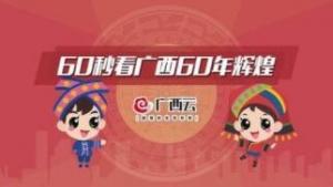 系列动画H5|欢欢喜喜带你60秒回看广西60年成就