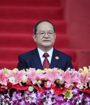 鹿心社:在广西壮族自治区成立60周年庆祝大会上的讲话
