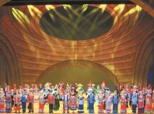 庆祝自治区成立60周年文艺晚会13日晚在央视播出