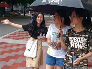 广西医科大学学生志愿者开展控烟宣传