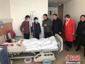 内蒙古女子异乡患重疾住院 200余老乡9天捐款5万余元