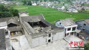 重庆公布第二批历史文化名村名录 17个村落入选