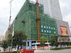 開發商拖欠工程款 桂林一小區爛尾三年多(圖)