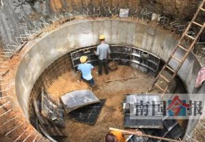 柳州七座跨江大桥全部配备收集管网和应急池(图)