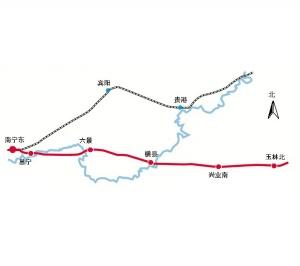 12月13日焦點圖:銀河開戶至玉林有望開建高鐵
