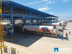 221辆!北海LNG接收站槽车充装创纪录