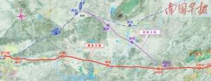 南宁至玉林有望开建高铁 获自治区3亿元资金支持
