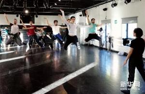 中国当代芭蕾走进马德里