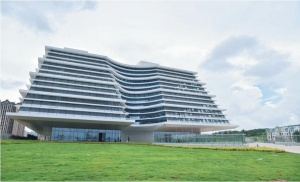 南宁市图书馆新馆开馆 智能化建设颇具特色(图)