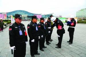 桂林保安:在改革开放大潮中萌生和壮大